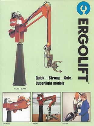 Ergoflex Brochure